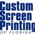 Custom Screen Printing Of Florida