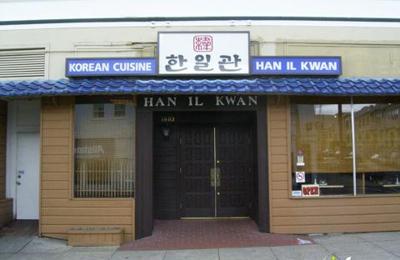 Han Il Kwan - San Francisco, CA