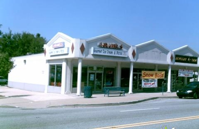 Caramel's Ice Cream & Pizza - Pikesville, MD