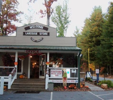Rutledge Lake RV Park - Fletcher, NC