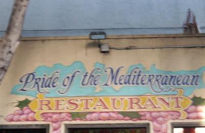 Pride of the Mediterranean - San Francisco, CA