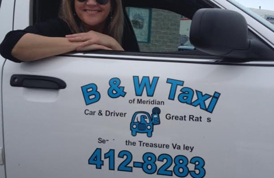 B & W Taxi of Meridian & Kuna - Meridian, ID
