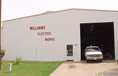 Williams Electric Works Inc - Houston, TX