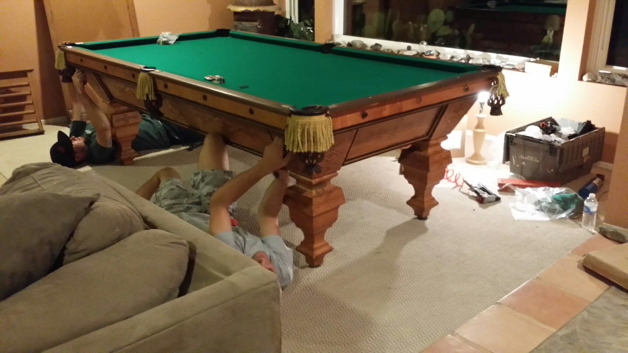 Delicieux Ez Billiards Pool Tables Service Movers U0026 Sales 20613 Soledad Canyon Rd,  Canyon Country, CA 91351   YP.com