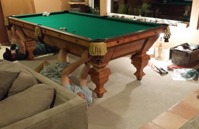 EZ Billiards Pool Tables Sales, Service & Moving - Canyon Country, CA