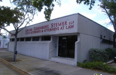 Lerner Greenberg Stemer LLP - Hollywood, FL