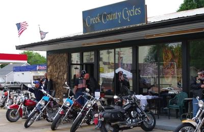 Creek County Cycles - Sapulpa, OK