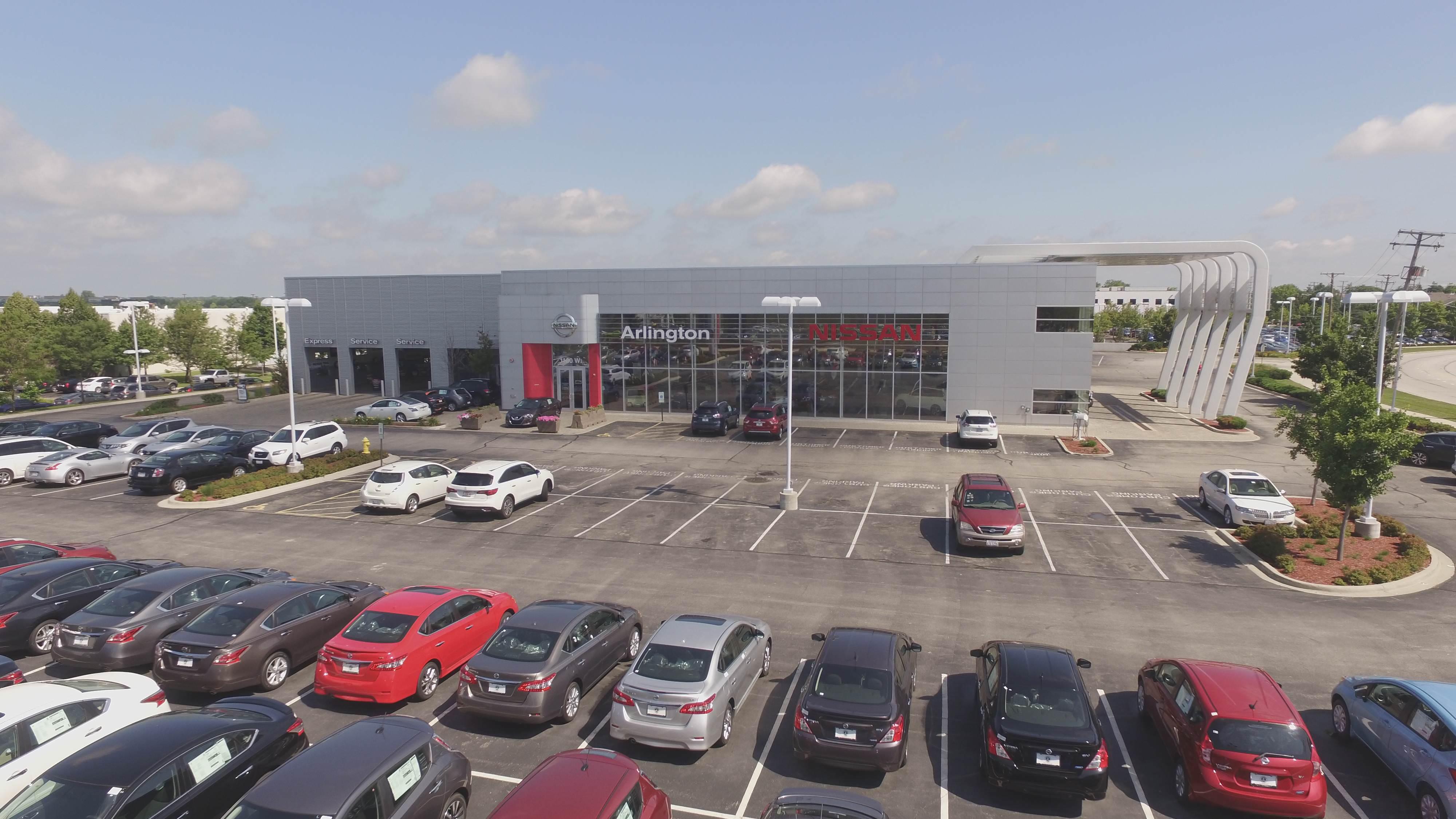 Arlington Nissan Service 1100 W Dundee Rd Arlington Heights IL