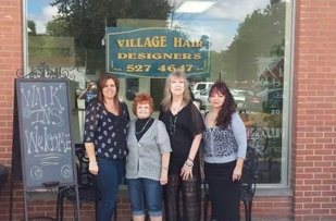 Village Hair Designers has moved to a new location! 9690 East Center Street, Windham Oh,44288. Phone # stayed the same 330-527-4647. On FB!