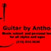 Guitar BY Anthony