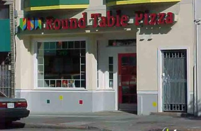Round Table Pizza - San Francisco, CA