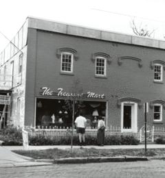 Treasure Mart - Ann Arbor, MI