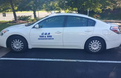 CBA Taxi & Ride LLC - Ashburn, VA