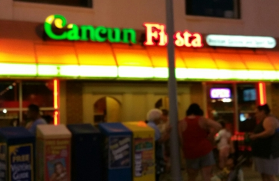 Cancun Fiesta Mexican Restaurant And Sports Bar Virginia Beach Va