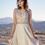 Runway Glow Dress Rental - El Paso, TX