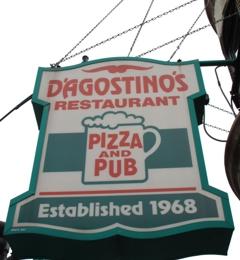 D'agostino Pizza & Pub - Chicago, IL