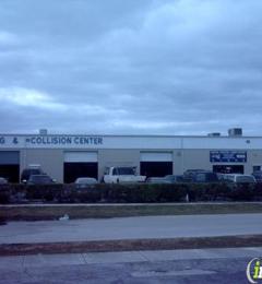 Diamond Auto Painting and Collision Center - Lake Park, FL