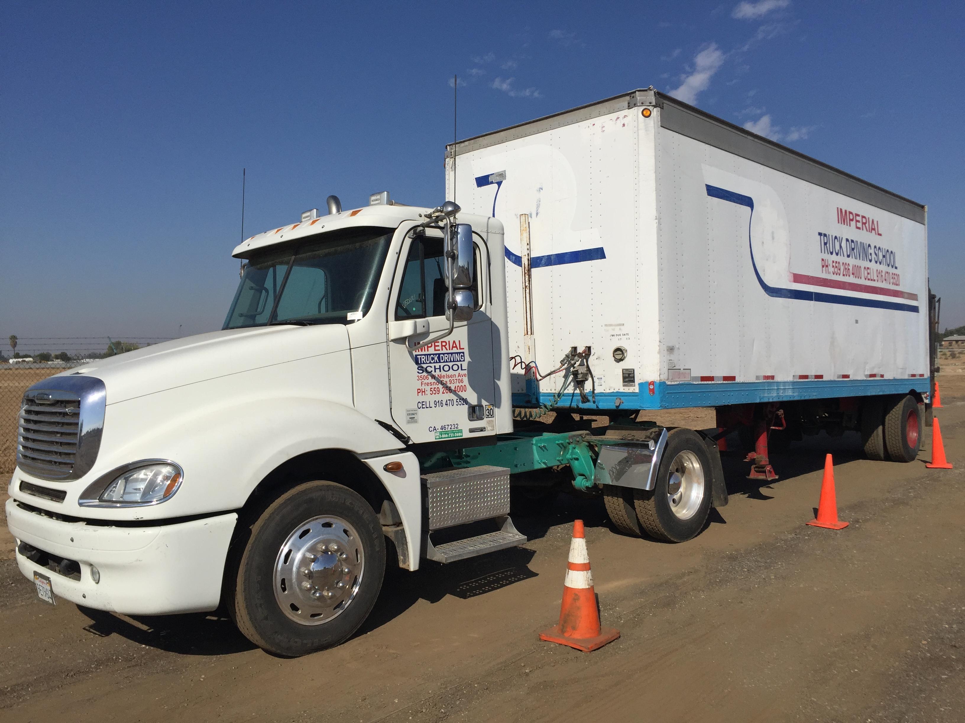 Imperial Truck Driving School 3506 W Nielsen Ave, Fresno, CA