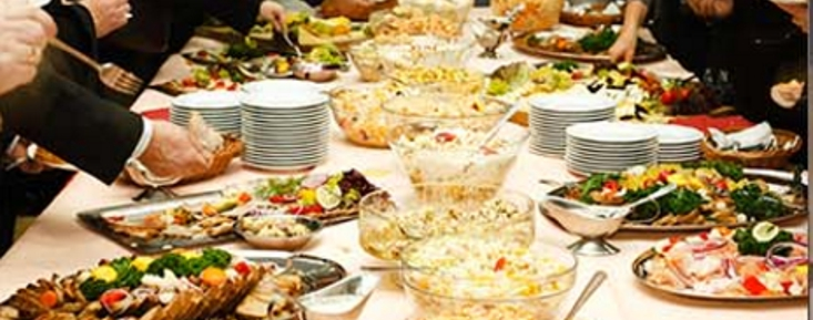 specialty Catering for Family Events, Parties and Business Meetings!