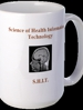 This could be your S.H.I.T. Mug