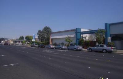 Garden Motel - Redwood City, CA