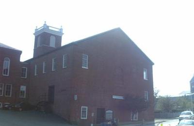 First Universalist Church - Salem, MA
