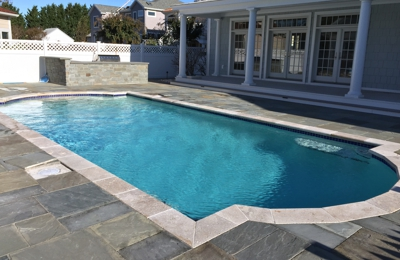 Carter Aquatics - Lewes, DE. Pilottown Rd Renovation After | Lewes, Delaware Summer 2016