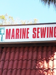 Marine Sewing, Canvas & Upholstery