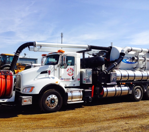 Big Bore Drilling Certified Septic & Hydroflushing - Fresno, CA