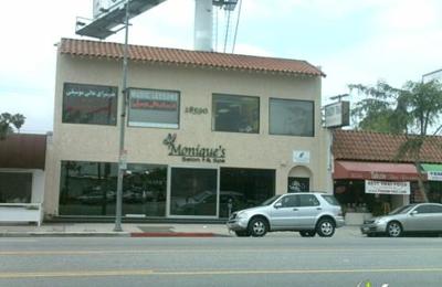 Monique's Salon & Spa - Tarzana, CA