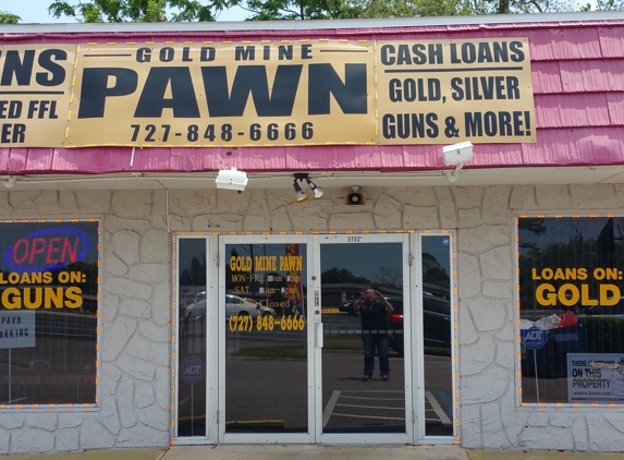 Gold Mine Pawn LLC - New Port Richey, FL