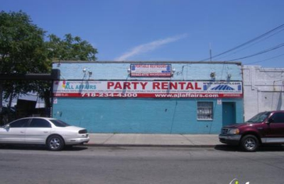 All Affairs Chair Rental - Brooklyn, NY