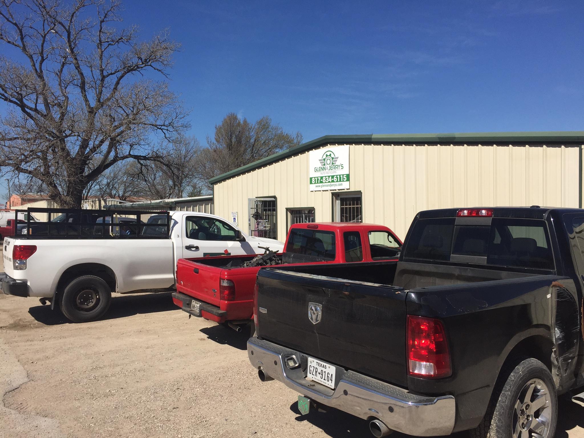Saginaw Auto Recyclers >> Glenn Jerry S Auto Salvage 5619 Elliott Reeder Rd Haltom