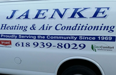 Jaenke Heating & Air Conditioning - Waterloo, IL