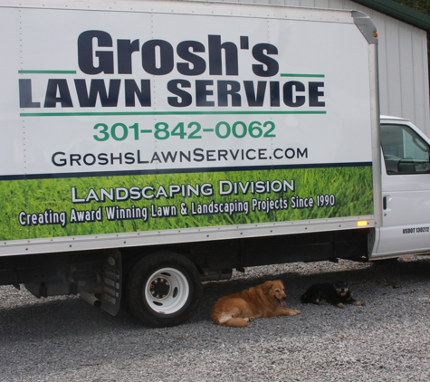 Grosh's Lawn Service - Clear Spring, MD