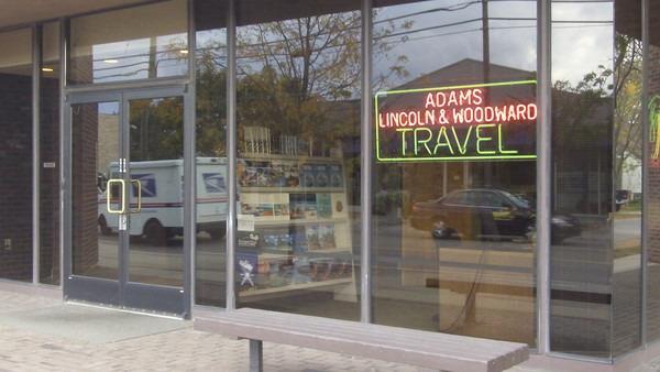 Adams Lincoln Woodward Travel Services Inc 877 S Adams Rd