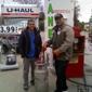 U-Haul at Curtner Ave - San Jose, CA