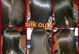 Itha's Beauty Salon - Columbus, GA. 100% natural silk out