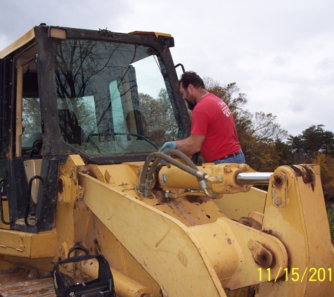 Quikglass Inc - Easley, SC. Heavy Equipment