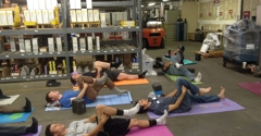 United States Welding Inc - Denver, CO. Free yoga two times a week!