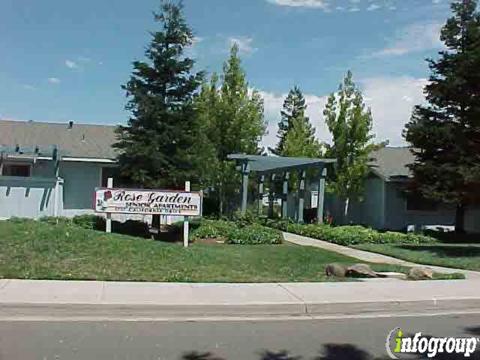 Rose Garden Senior Apartments 1717 California Dr Vacaville CA 95687