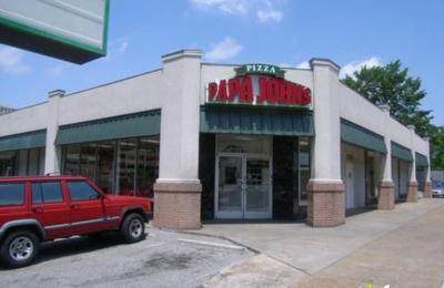 Papa John's Pizza - Memphis, TN