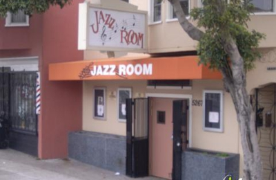 The Jazz Room - San Francisco, CA