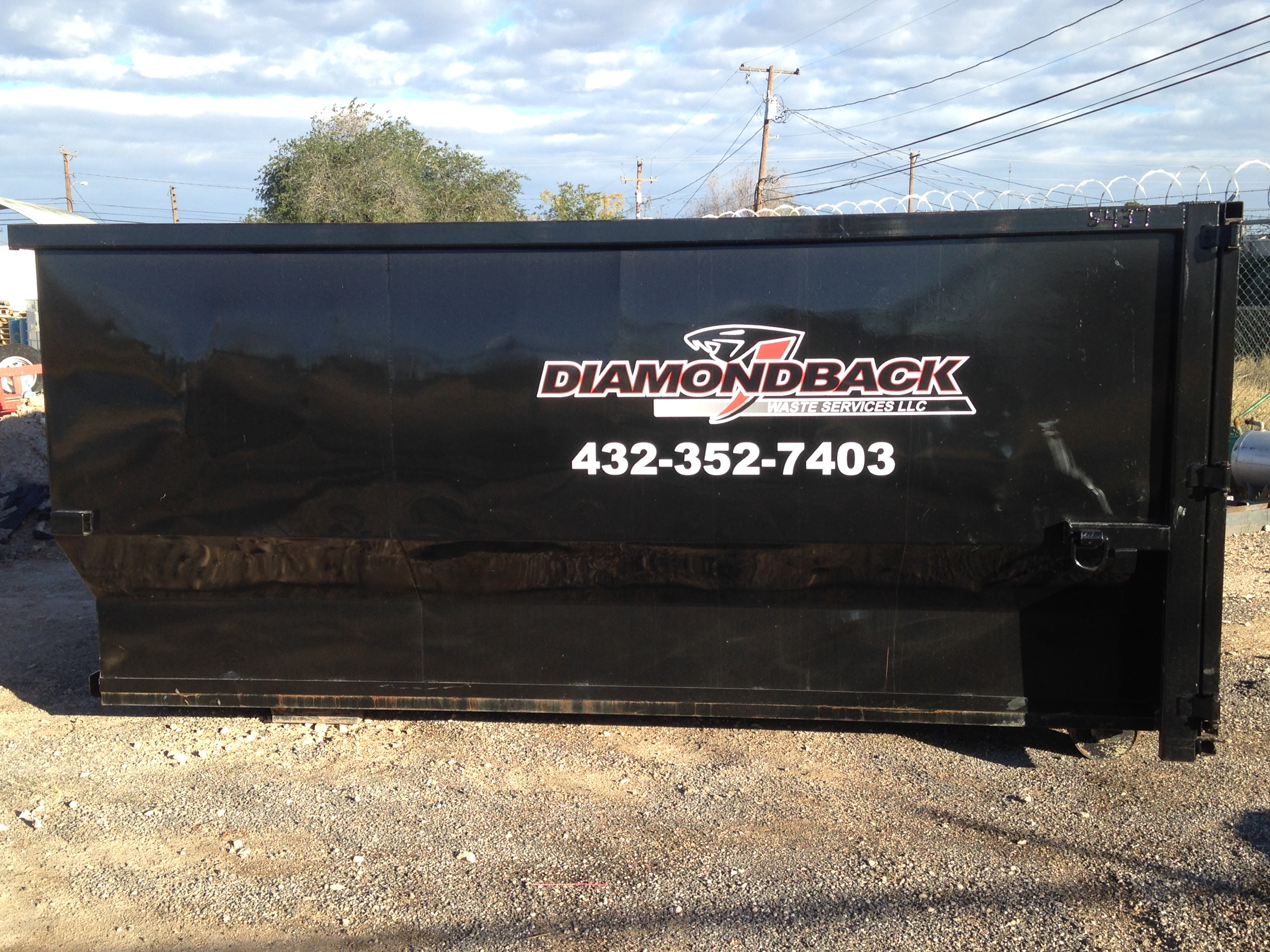 Diamondback Waste Services Llc 1409 W County Road 150