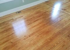 DM Hardwood flooring - Durham, NC