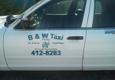 B & W Taxi - Meridian, ID