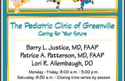 The Pediatric Clinic - Greenville, TX