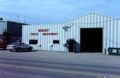 Brady Truck & Equipment Co - Des Moines, IA