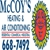 McCoy's Heating & Air Conditioning