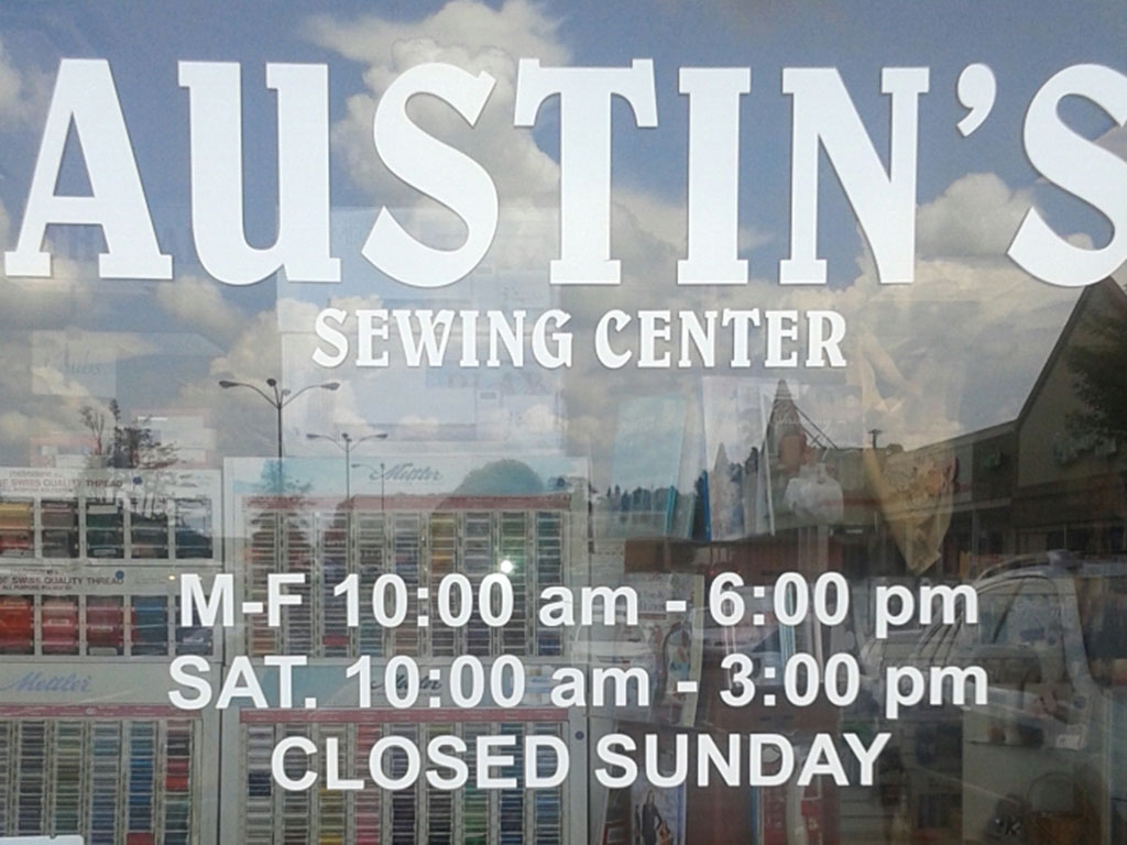 Austin S Sewing Center 5640 Bardstown Rd Louisville Ky 40291 Yp Com